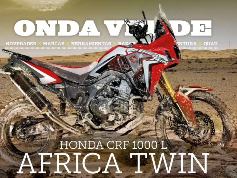 L'Africa Twin 1000 existera en version DCT 11393310