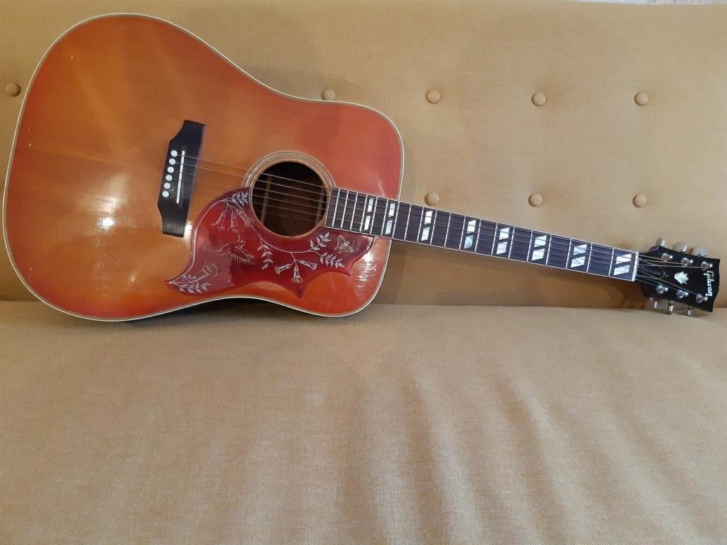 une Hummingbird  de 72 à 2200 €... Gibson17