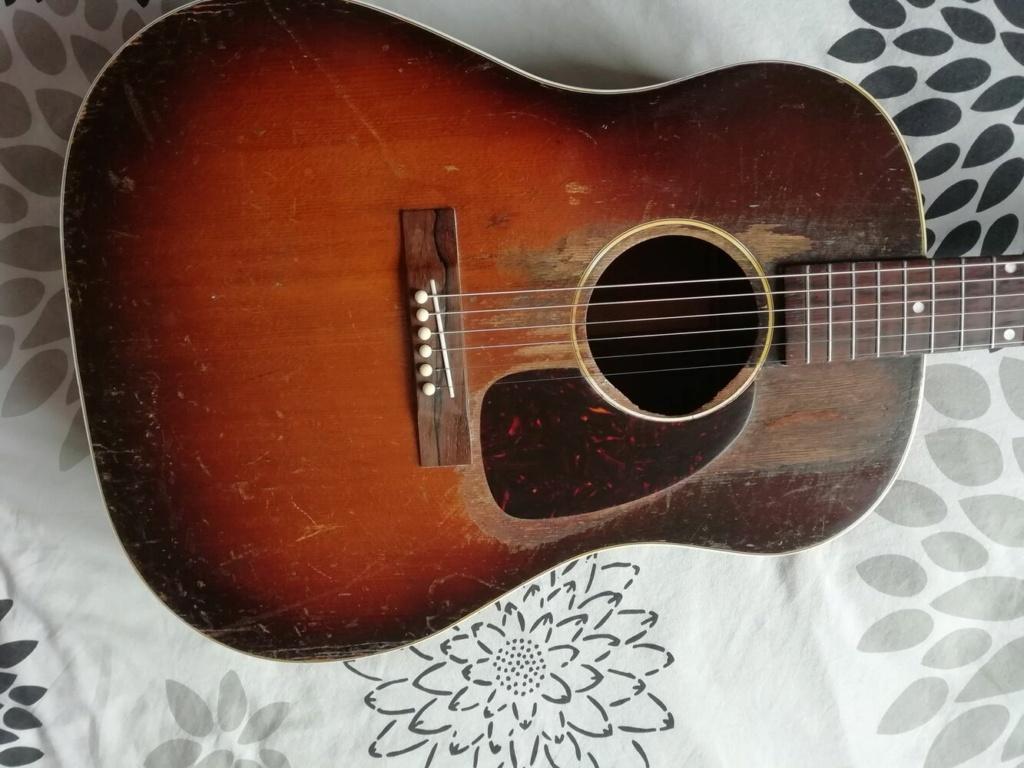 réplique de Gibson Roy Smeck 12 cases - Page 2 Gibson18