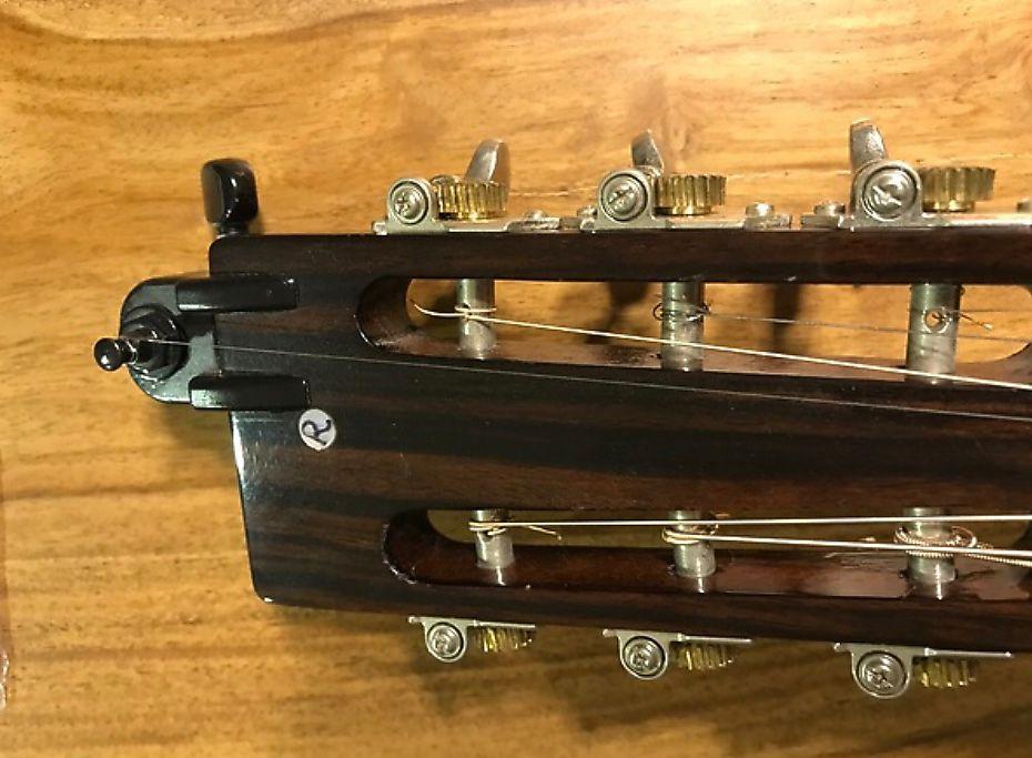 accessoires pour doubler la corde de sol sans modifier la guitare  Mzoca10