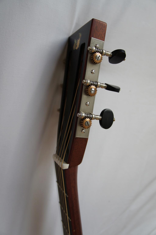 parlor du luthier espagnol David solé (Leno guitars) Rubner10