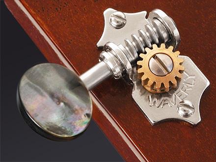 Les guitares d'un luthier aussi amateur que passionné ... - Page 31 Waverl10