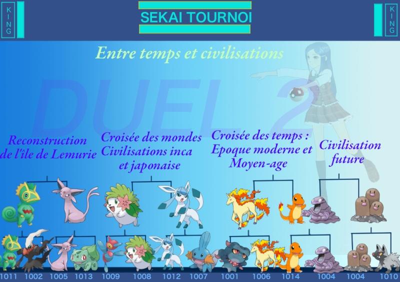 SEKAI TOURNOI - Résultats et thèmes du DUEL 2 Duel_210