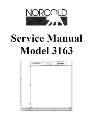Frigo Norcold mode propane Captur18