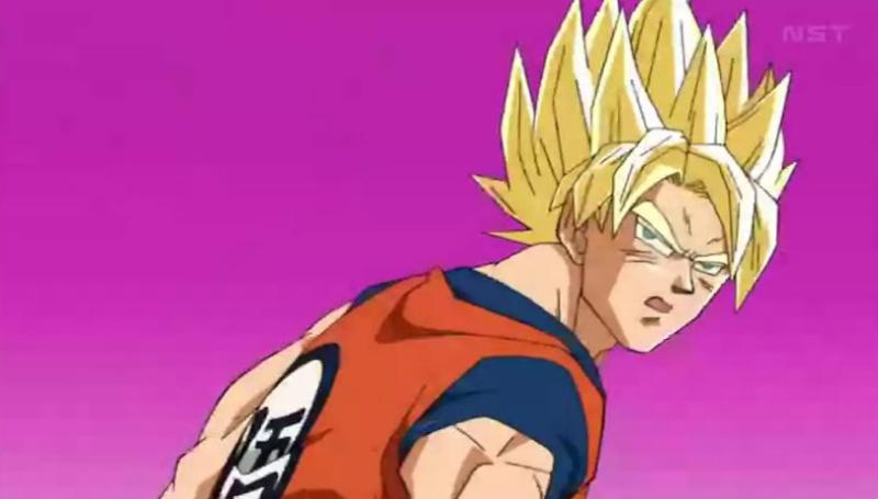 Dragon Ball Super - Page 6 Goku10
