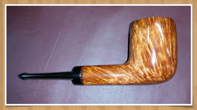 First pipe for a customer 2015-061