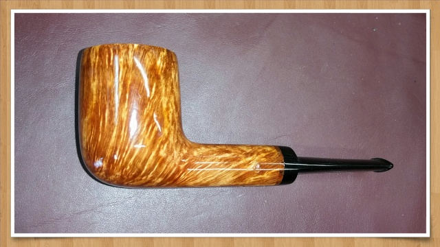 First pipe for a customer 2015-062