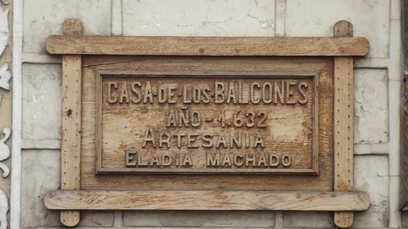 Casa de Los Balcones, Tenerife Dscf3819