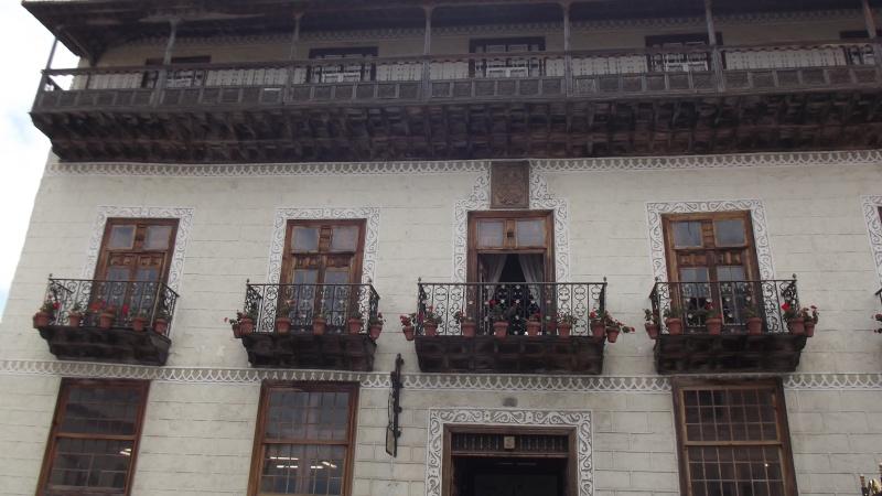 Casa de Los Balcones, Tenerife Dscf3820