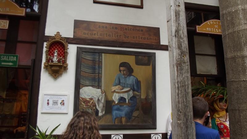 Casa de Los Balcones, Tenerife Dscf3827