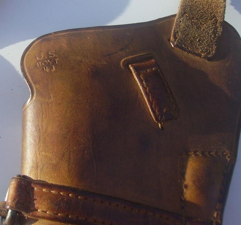 holster d'epaule colt 45 _57411