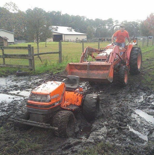 Kubota Utility tractor Adhhsa10