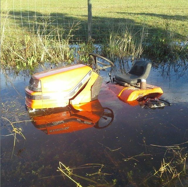 Kubota Utility tractor Djds10