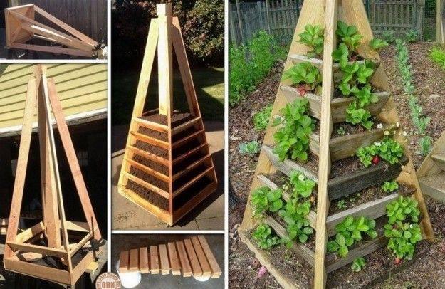 Astuces décos et rangements pour jardin ou plantess 11217510
