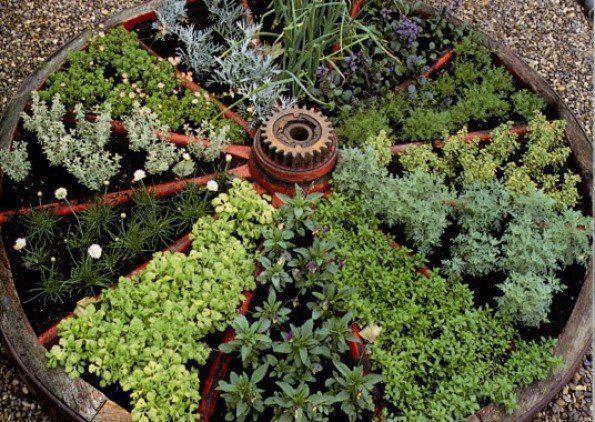 Astuces décos et rangements pour jardin ou plantess 92285610