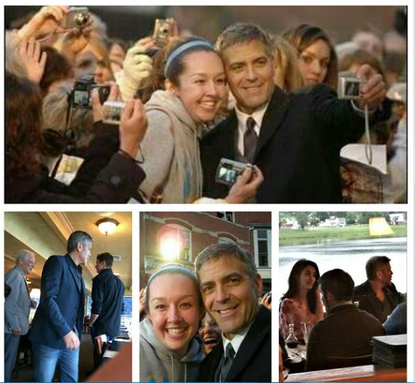 George Clooney out for dinner with his dad and sang happy birthday - Kentucky 02. June 2015 - Page 2 Ff10