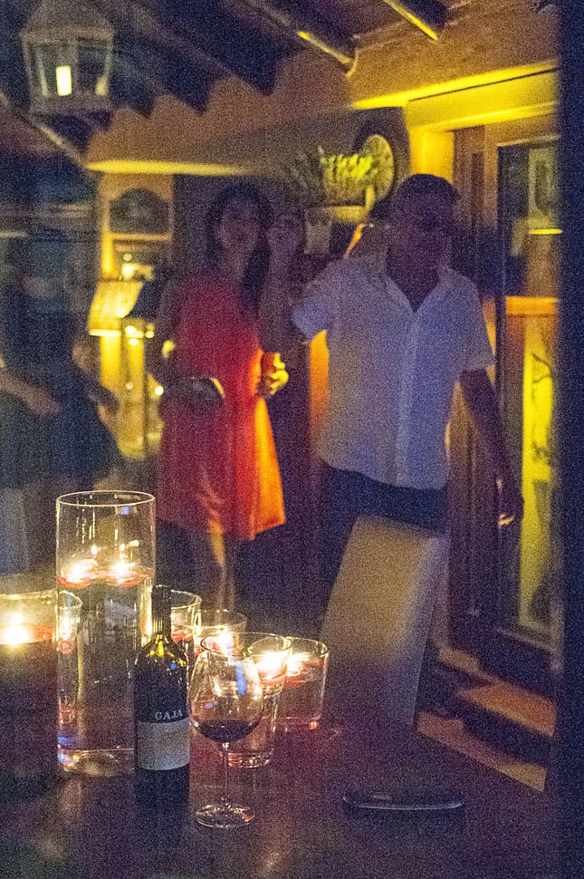 George Clooney takes wife Amal for a night on the town 6th July 2015 Ii510