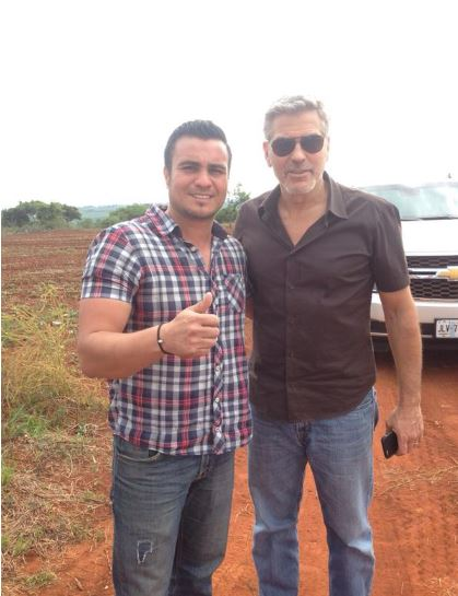George Clooney in Mexico - June 6, 2015 Kk10