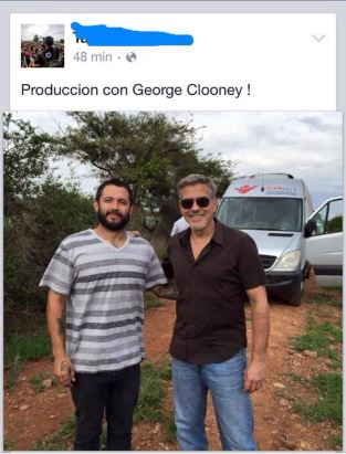 George Clooney in Mexico - June 6, 2015 Kk210