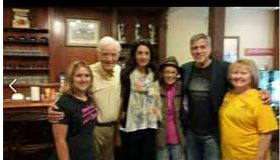 George and Amal in Kentucky 03. June 2015 Tt10