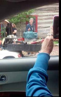 George and Amal in Kentucky 03. June 2015 Tt310