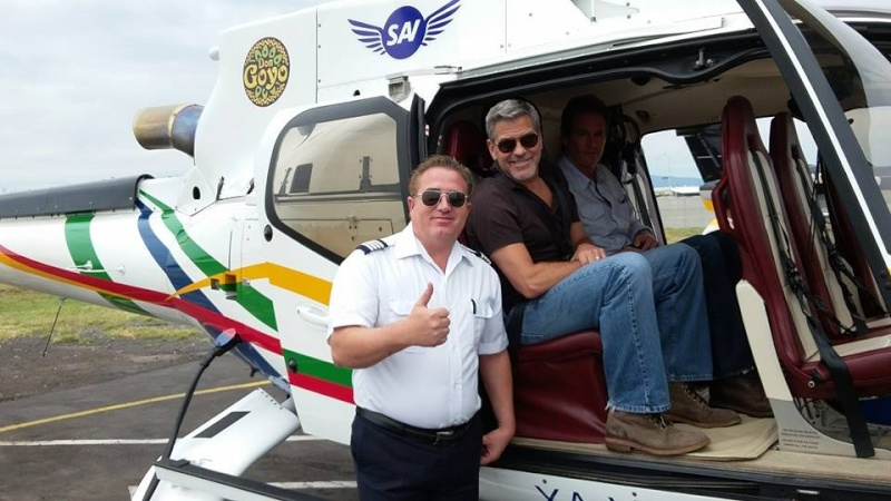 George Clooney in Mexico - June 6, 2015 Yy10
