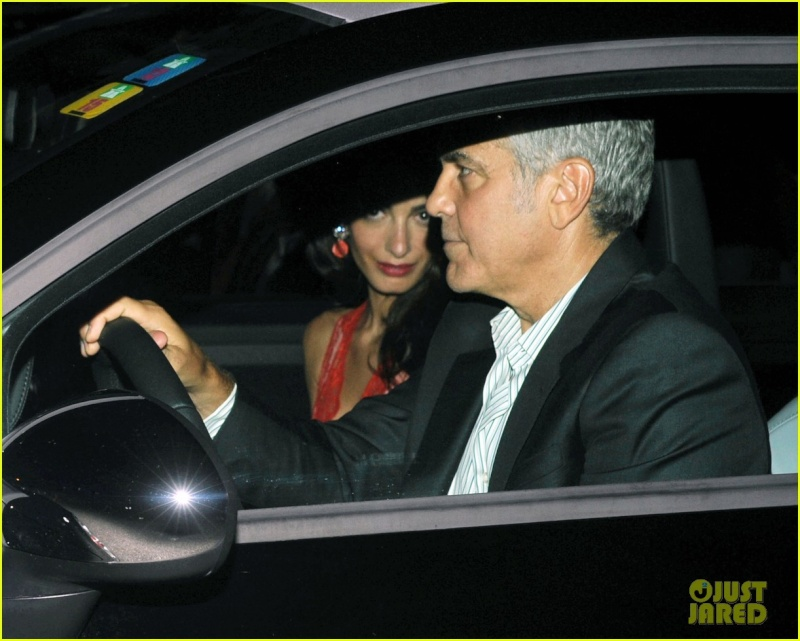 George and Amal at Villa D'Este  Zz1010