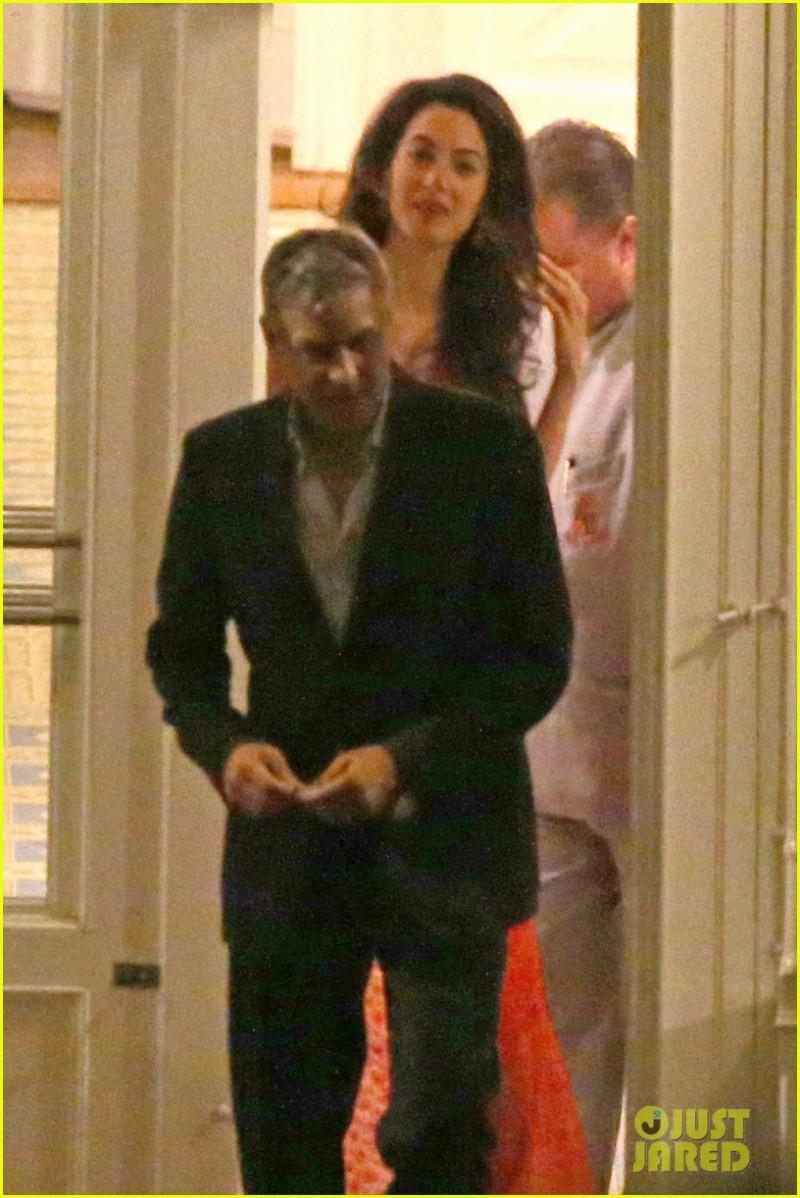 George and Amal at Villa D'Este  Zz311