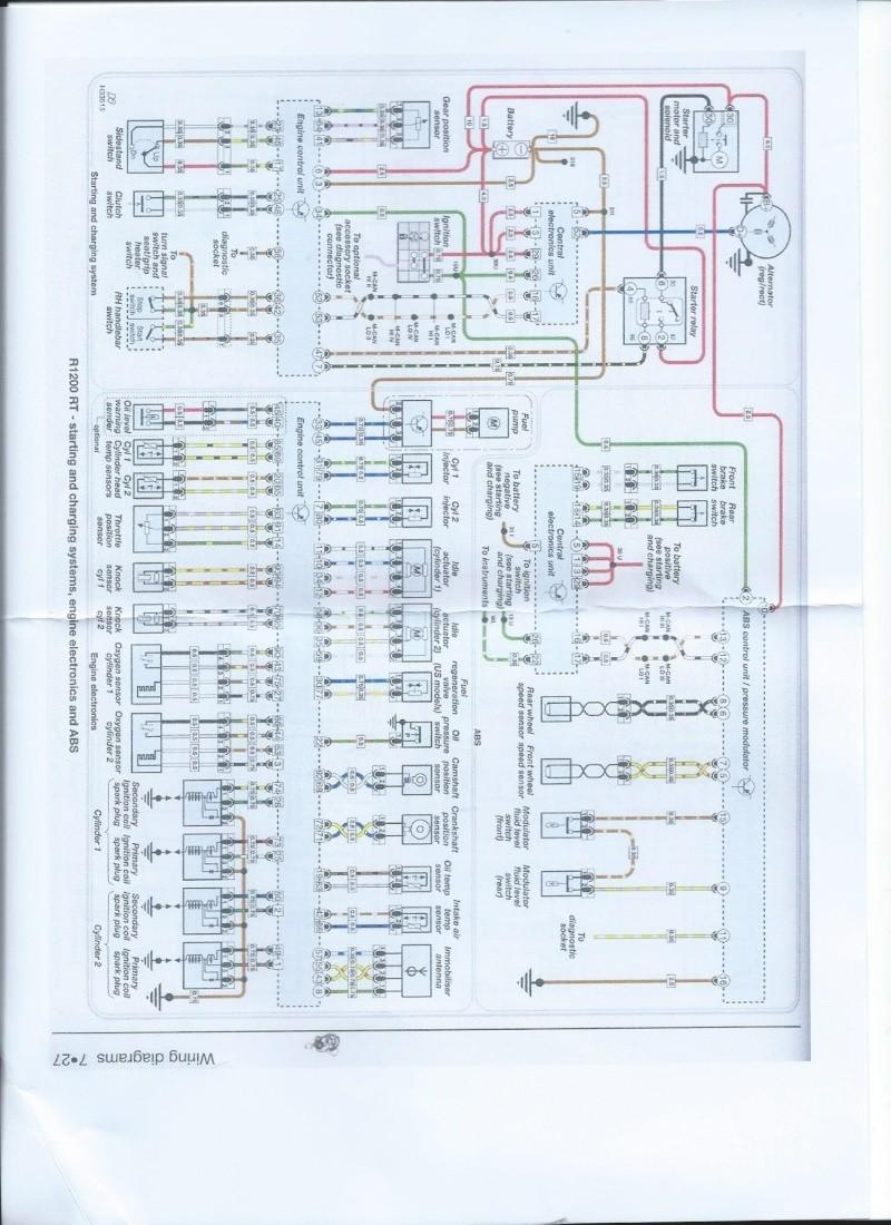 recherche schéma electrique de 1200 RT 2010 / 2013 110