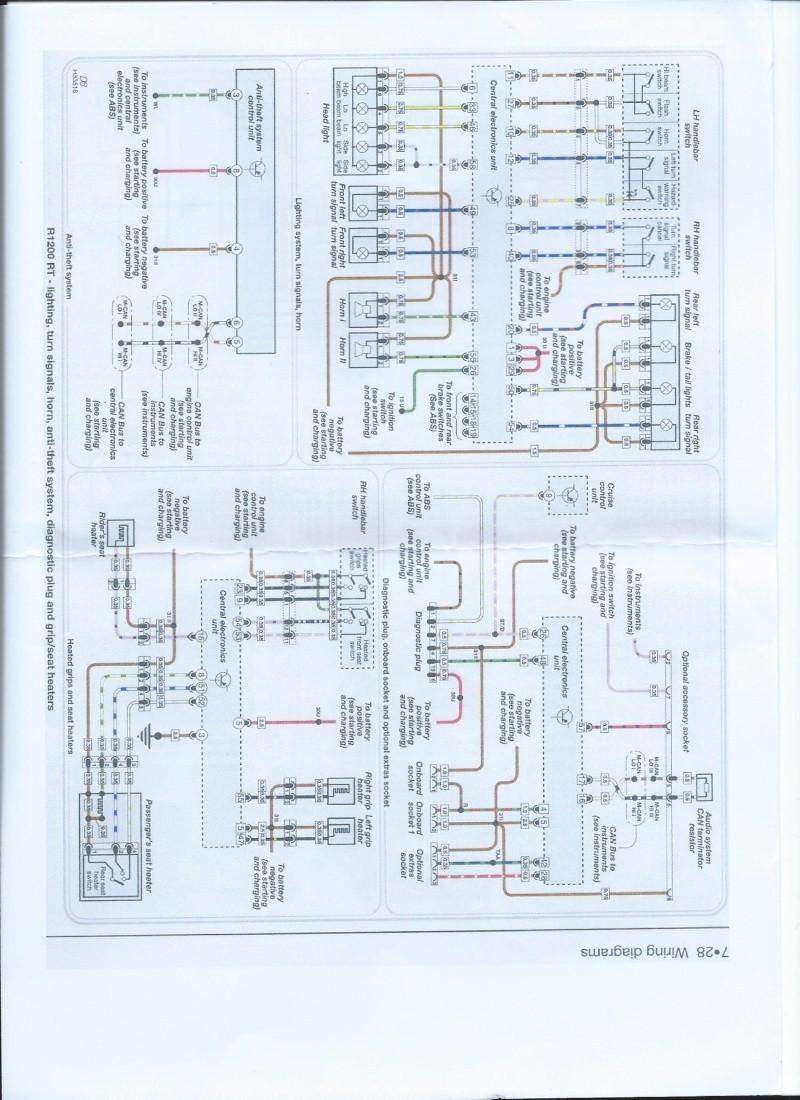 recherche schéma electrique de 1200 RT 2010 / 2013 210