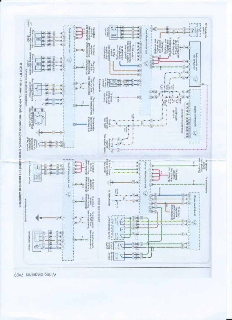 recherche schéma electrique de 1200 RT 2010 / 2013 310