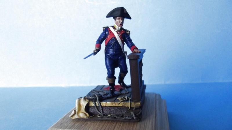 Französischer Offizier der Marine-Artillerie, Toulon 1793  K800_116