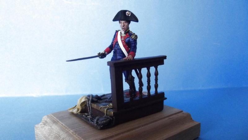 Französischer Offizier der Marine-Artillerie, Toulon 1793  K800_117