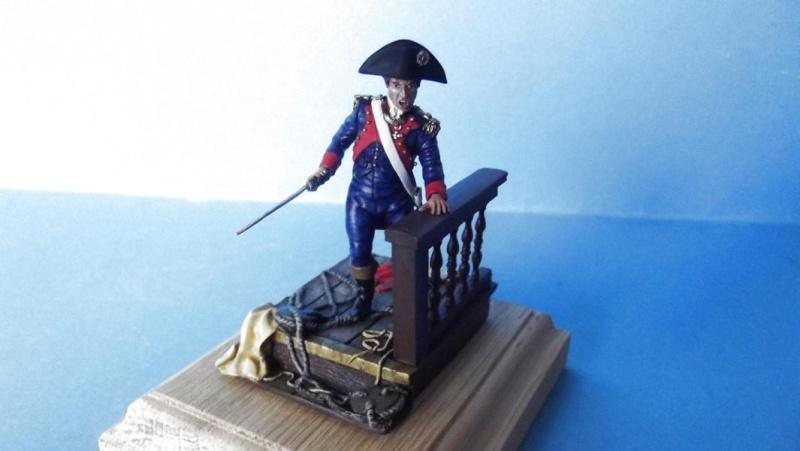 Französischer Offizier der Marine-Artillerie, Toulon 1793  K800_118