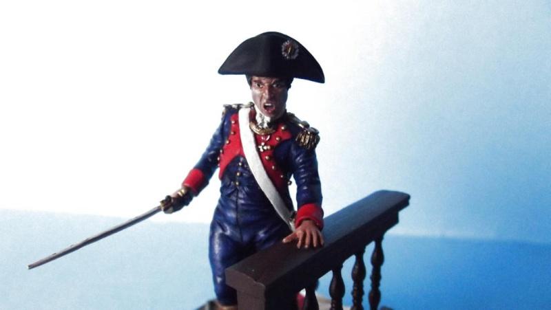 Französischer Offizier der Marine-Artillerie, Toulon 1793  K800_119