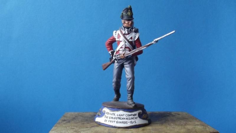 Private, Light Company, Coldstream Guards, 1815 K800_d11