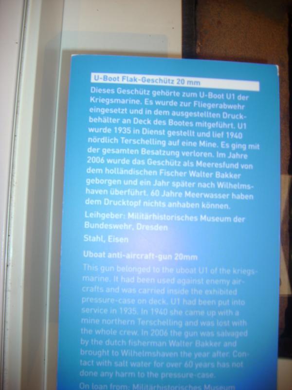 Besuch im Marinemuseum Wilhelmshaven K800_d65