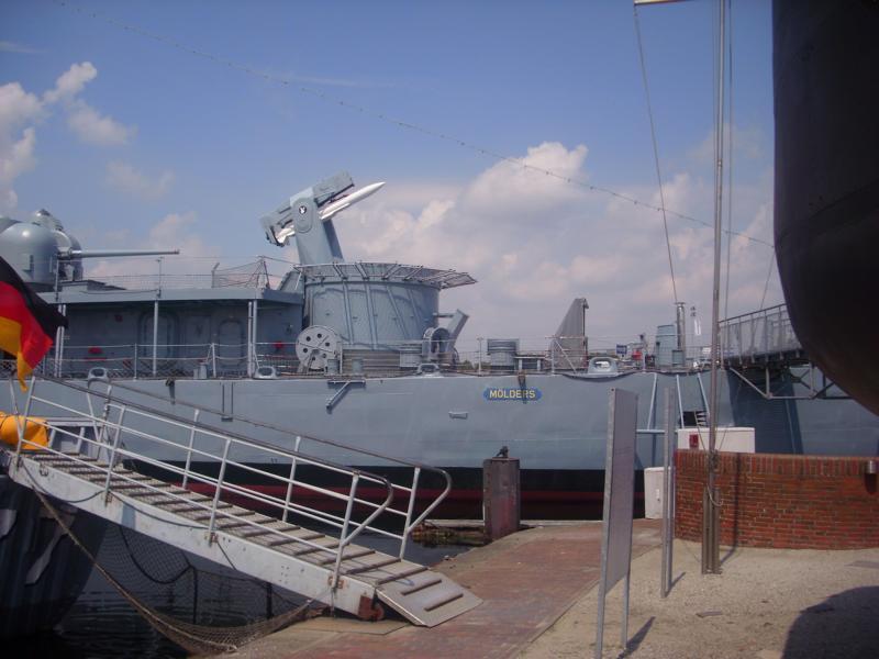 Besuch im Marinemuseum Wilhelmshaven K800_d86