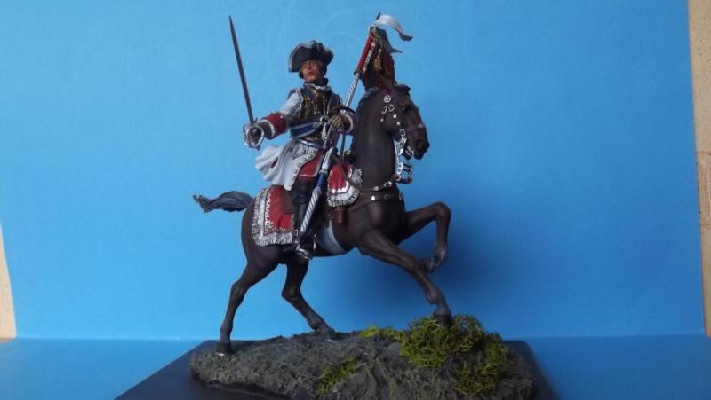 Trompeter der Orleans Cavalerie, Poste Militaire K800_d92
