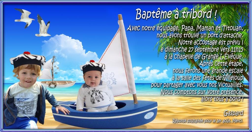 Faire-part baptême roi Marin11