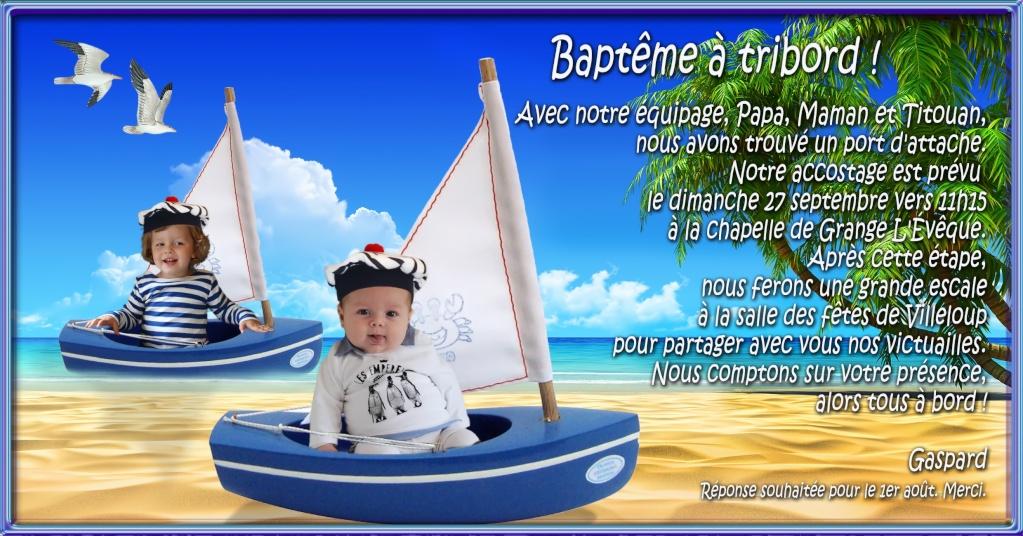 Faire-part baptême roi Sans_t26