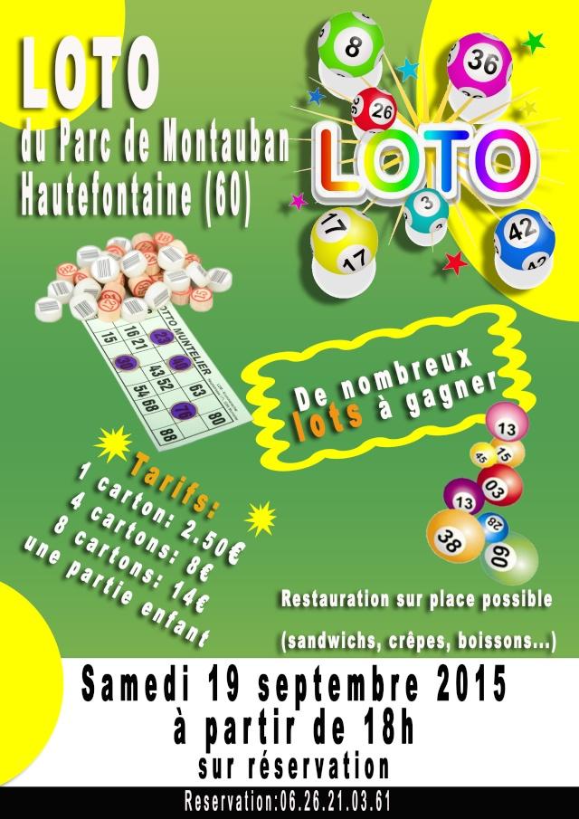 affiche loto Sans_t44