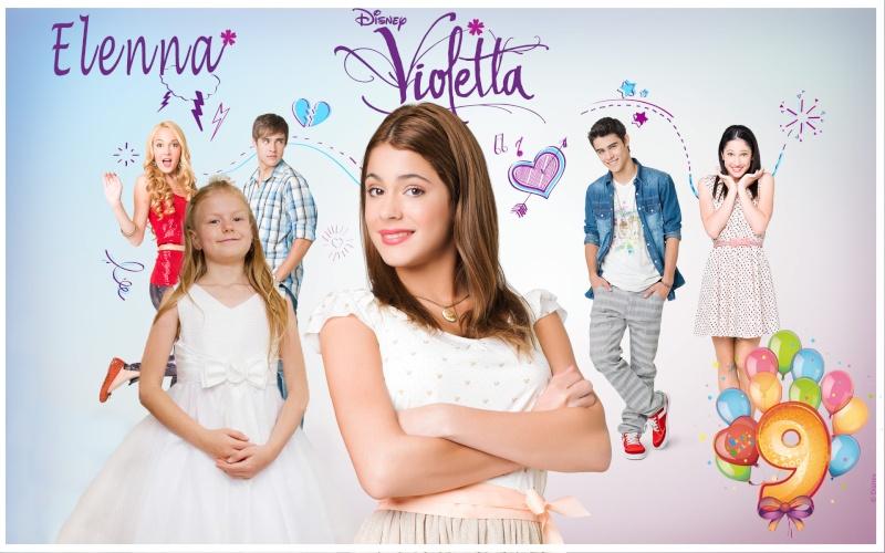 Demande d'un montage d'anniversaire Elenna 9 ans Violet10