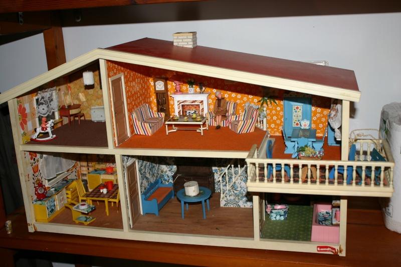 Maison Lundby et autres maisons de poupées de Lilas et Marie... Img_4929