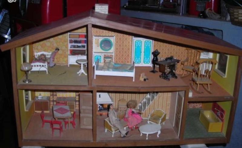 Maison Lundby et autres maisons de poupées de Lilas et Marie... Nouvel10