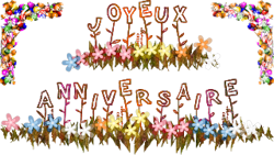 Le Mouwachah (Anniversaire) Joyeux10