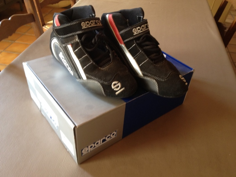 chausures sparco t43 Img_1911
