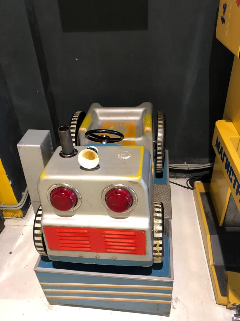 Le Musée des machines d'arcade soviétiques de Moscou Unadju14