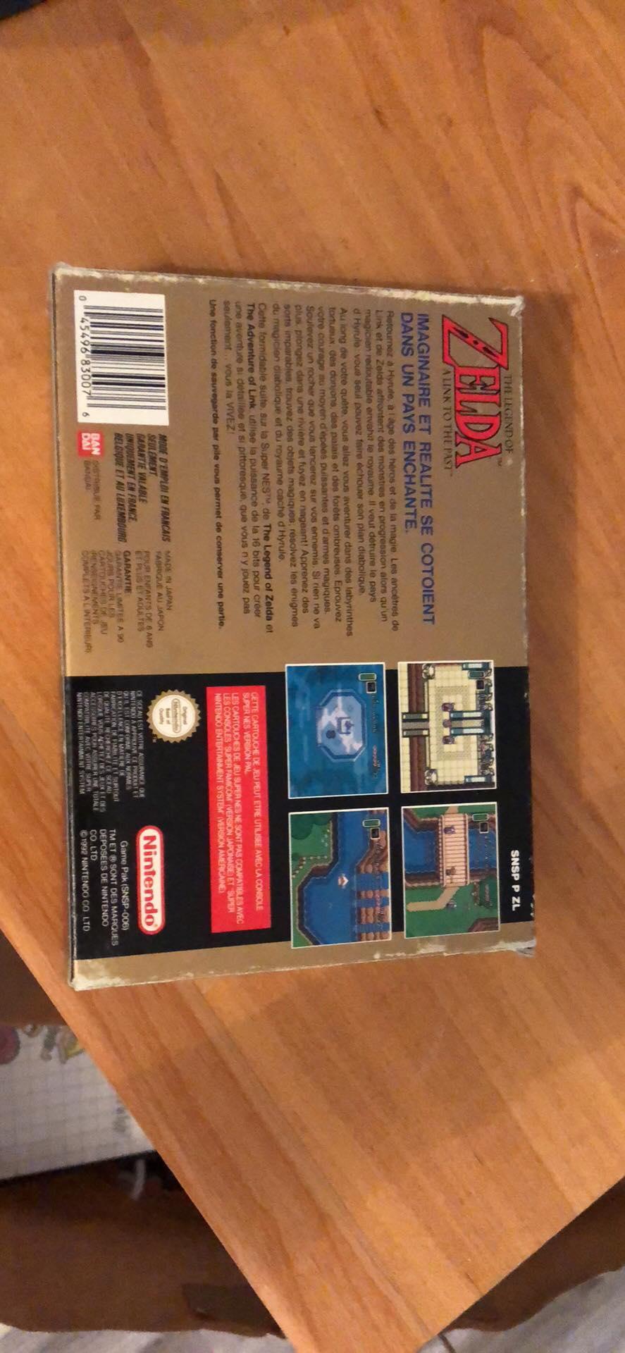 [ECH-VTE] Boutique multi d'elwing (Nes/Snes/Zelda/castlevania/Pokemon/FF) - Page 6 Zelda_10