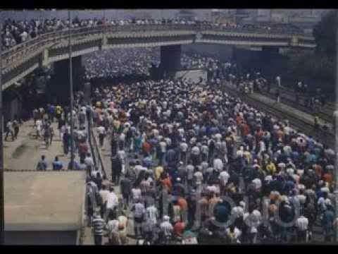 14 juin 2001... la plus grande marche de l' histoire de l' Algérie! 531